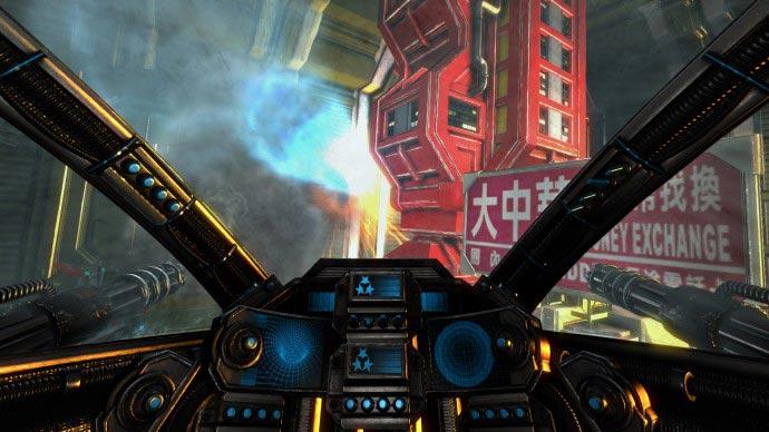 3D-игра Miner Wars: 2081 для Oculus Rift