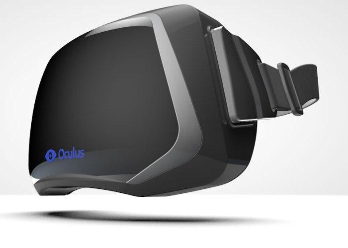доставка Oculus Rift для оформивших предзаказ