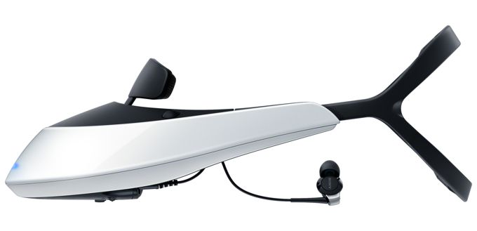 Sony HMZ-T2: начало продаж и стоимость 3D-шлема