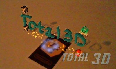 Nintendo 3DS в помощь покупателю Инструмент Граффити в дополненной реальности