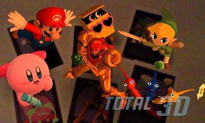 Nintendo 3DS в помощь покупателю Фото звезд
