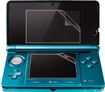 Nintendo 3DS в помощь покупателю Защитная пленка для консоли