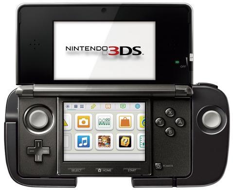 Nintendo 3DS в помощь покупателю Дополнительный джойстик