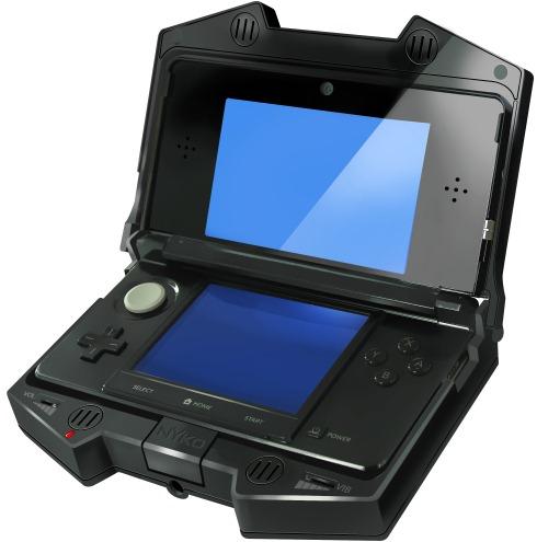 Nintendo 3DS в помощь покупателю Добавляет вибро и улучшает звук