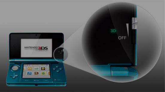 Nintendo 3DS в помощь покупателю Регулятор глубины 3D-изображения