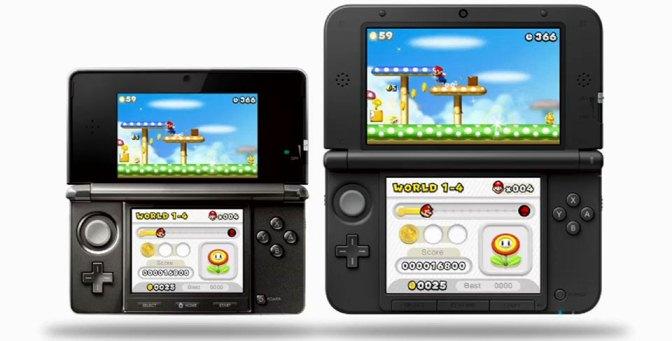 Nintendo 3DS в помощь покупателю Крупная Nintendo 3DS XL