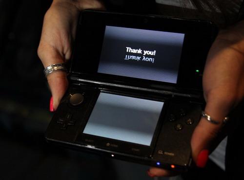 Nintendo 3DS в помощь покупателю Автостереоскопическая Nintendo 3DS