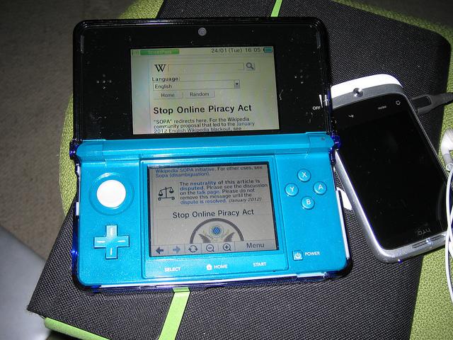 Nintendo 3DS в помощь покупателю Интернет-брузер