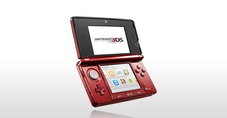 Nintendo 3DS в помощь покупателю Консоль в разложенном состоянии
