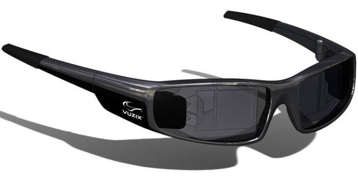 3D-видеоочки SMART Glasses от Vuzix