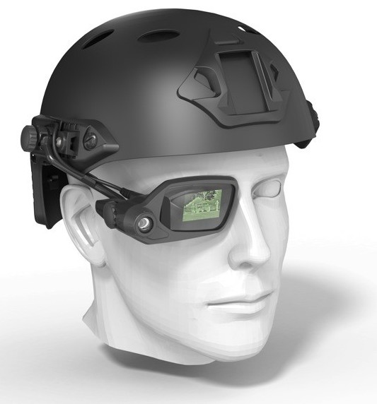3D-видеоочки виртуальной реальности SMART Glasses от Vuzix