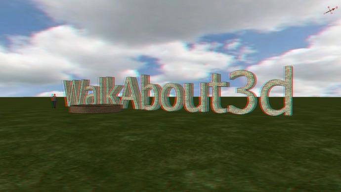 3D-визуализатор в режиме реального времени WalkAbout3D