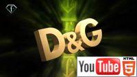 Dolce & Gabbana, Gianfranco Ferre: парочка YouTube 3D-роликов о моде