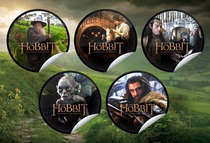 Хоббит: неожиданное путешествие 3D