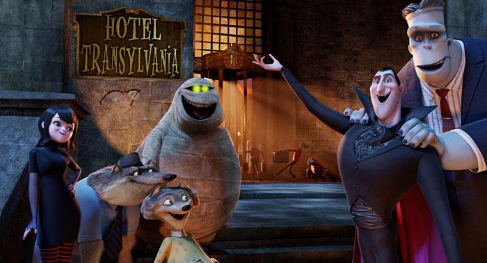 Российская премьера 3D-мульта «Монстры на каникулах»