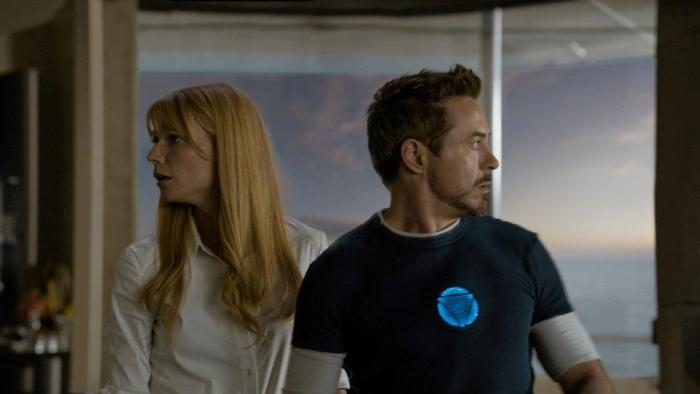 3D-фильму «Железный человек 3» (Iron Man 3) от компании Marvel