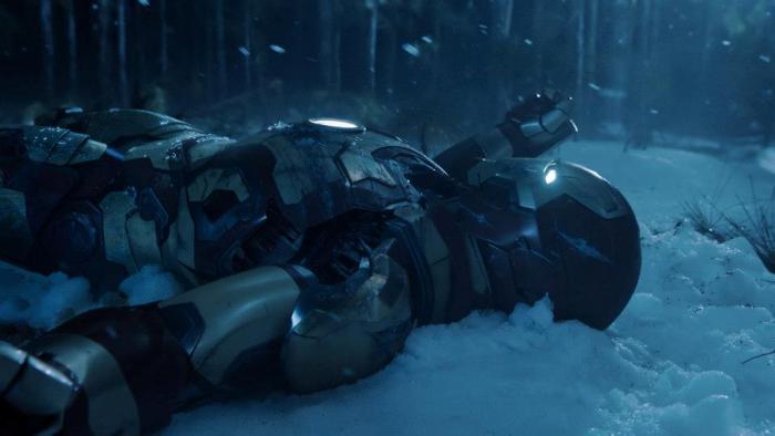 3D-фильму «Железный человек 3» (Iron Man 3)