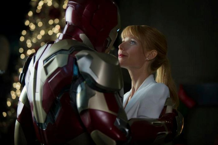 3D-фильму «Железный человек 3» (Iron Man 3) от компании Walt Disney Pictures