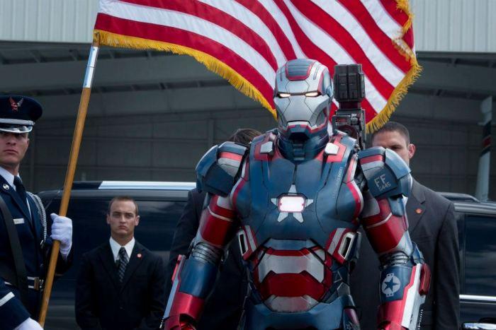 3D-боевик «Железный человек 3» (Iron Man 3)