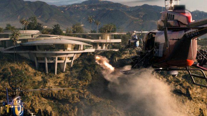 3D- фантастика «Железный человек 3» (Iron Man 3)