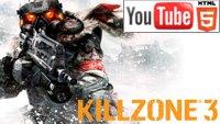 Стерео 3D-трейлер по игре Killzone 3 для PlayStation 3