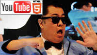«Gangnam Style» от PSY: улетный драйв на YouTube 3D