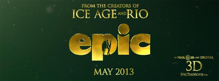 Стерео 3D-мультфильмы 2013 года: «Эпик» (Epic)