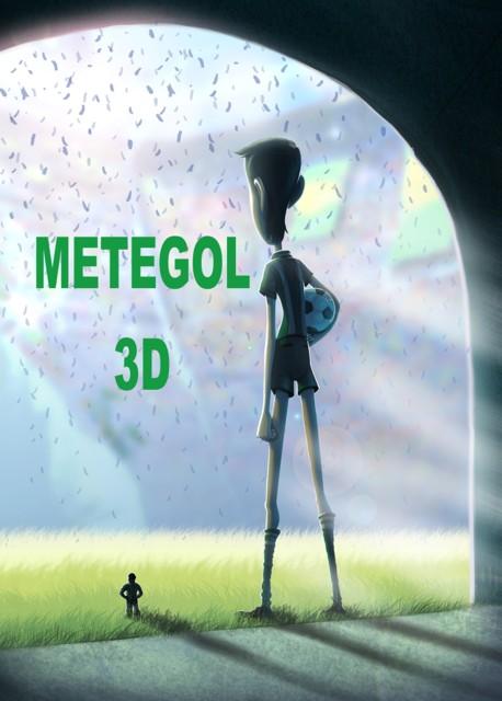 Стерео 3D-мультфильмы 2013 года: «Футбол 3D» (Metegol 3D)