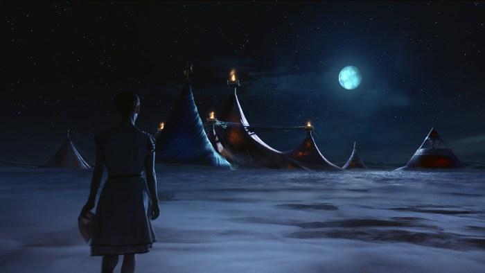 «Цирк Солнца покоряет мир» (Cirque du Soleil: Worlds Away): фото к 3D-фильму