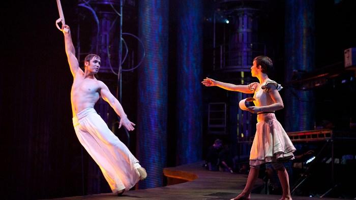 3D-лента «Цирк Солнца покоряет мир» (Cirque du Soleil: Worlds Away)