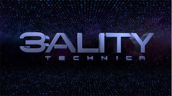 3D-риги Atom и TS-5 компании 3ality Technica