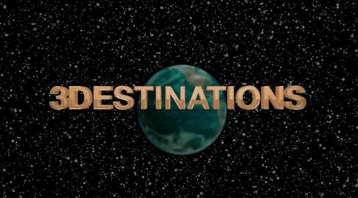 Destinations3D: взгляд на Вену на YouTube 3D