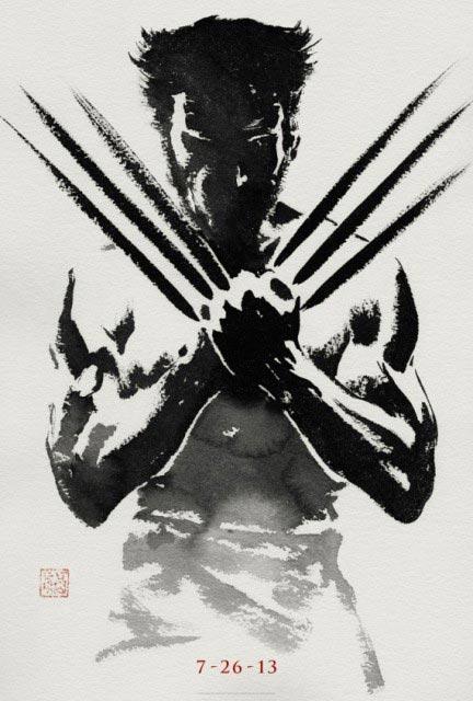 «Росомаха 3D» (Wolverine 3D): постер к 3D-фильму