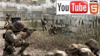 Шутер Call of Duty: MW3 на YouTube 3D: больше объемных скриншотов