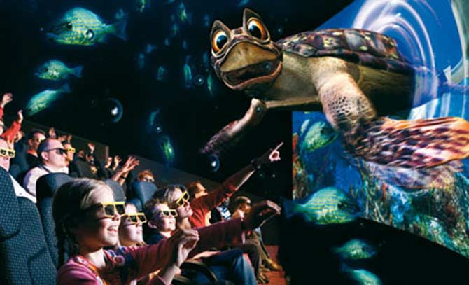 Дайджест: стерео 3D-мультфильмы 2013 года / Total3D.ru – На экране ...