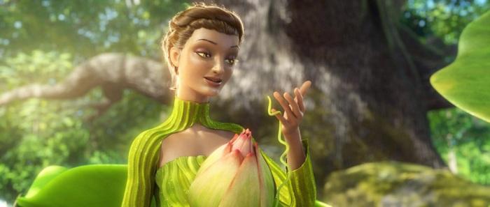 Стерео 3D-мультик «Эпик» (Epic) компании Blue Sky Studios