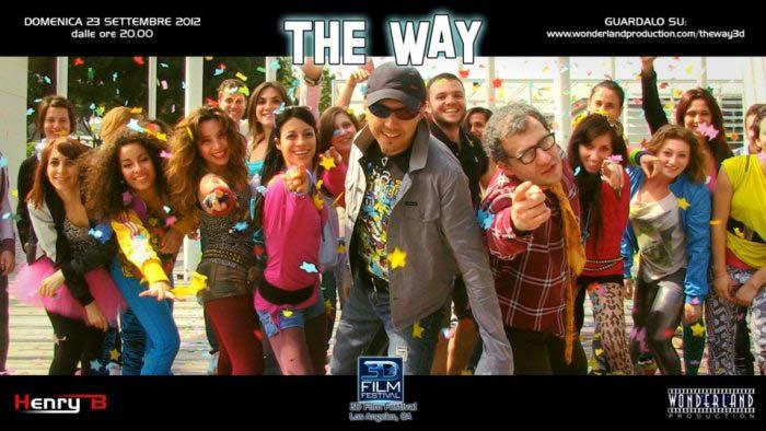 3D-клип Henry B «The Way» от стереографов Wonderland Production