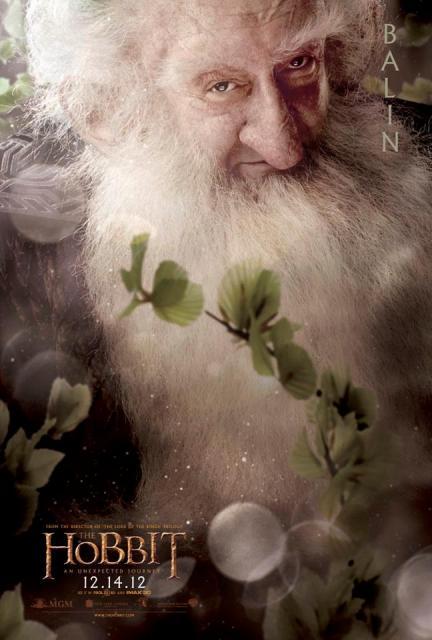 3D-фильм «Хоббит: Нежданное путешествие» (The Hobbit: An Unexpected Journey 3D): Балин (Balin)