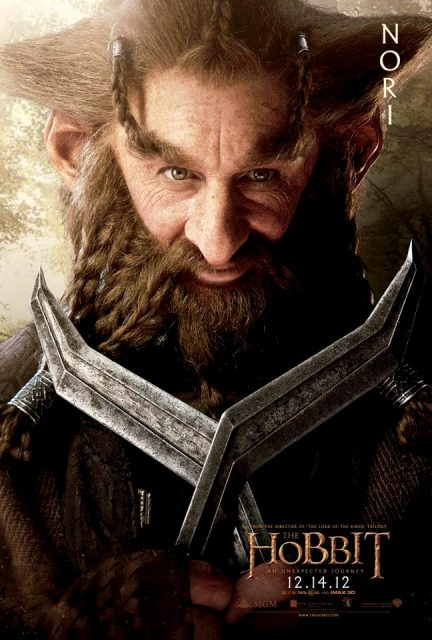 3D-лента «Хоббит: Нежданное путешествие» (The Hobbit: An Unexpected Journey 3D): Нори (Nori)
