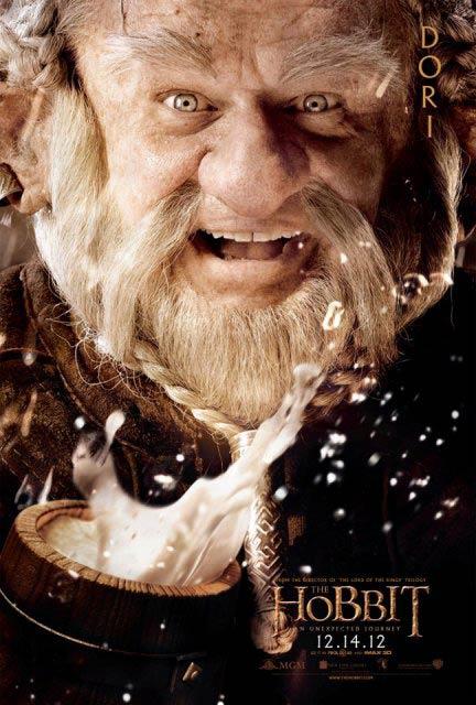 3D-фильм «Хоббит: Нежданное путешествие» (The Hobbit: An Unexpected Journey 3D): Дори (Dori)