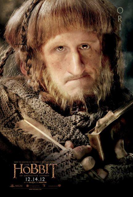 3D-фильм «Хоббит: Нежданное путешествие» (The Hobbit: An Unexpected Journey 3D): Ори (Ori)