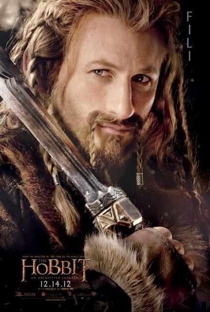 3D-фильм «Хоббит: Нежданное путешествие» (The Hobbit: An Unexpected Journey 3D): Фили (Fili)