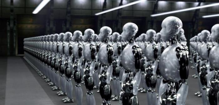 «Я, робот» (I, Robot) конвертирован в 3D при помощи технологии JVC Kenwood