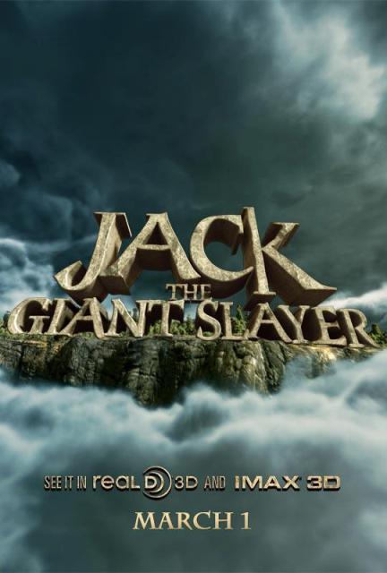 «Джек – покоритель великанов» (Jack the Giant Slayer): постер