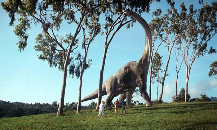 3D-лента «Парк Юрского периода 3D» (Jurassic Park 3D): новый постер и трейлер