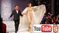 Неделя моды в Лос-Анджелесе в стерео на YouTube 3D
