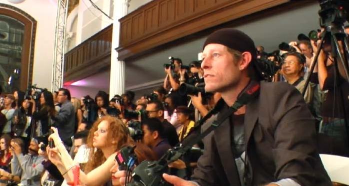 Даг Бецольд (Doug Betzold) на неделе моды в Лос-Анджелесе (LA Fashion Week)