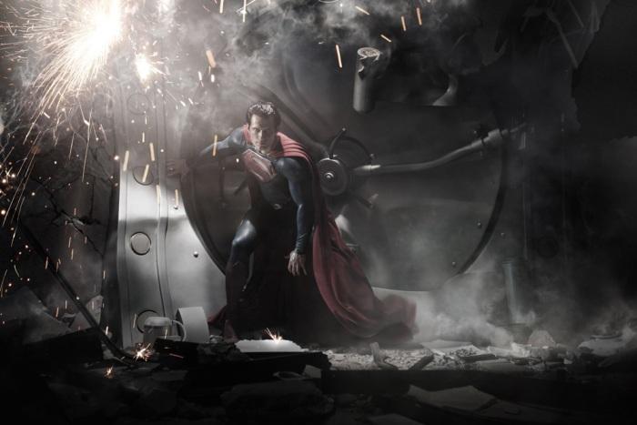 «Человек из стали»: история о Супермене в стерео 3D