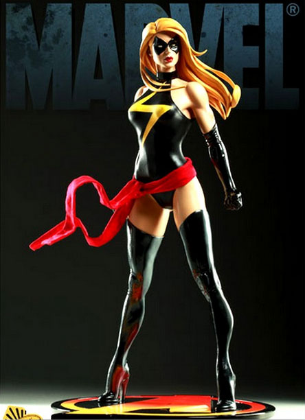 Мисс Марвел (Ms. Marvel) – новая героиня 3D-ленты «Мстители 2» (The Avengers 2)