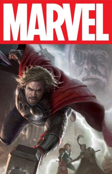 «Тор: Царство тьмы» (Thor: The Dark World)в 3D от Marvel